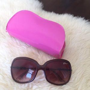 Oversized Betsey Johnson Sunglasses
